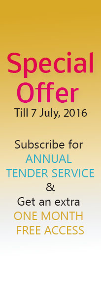 Special Offer for the tender service SB News P4