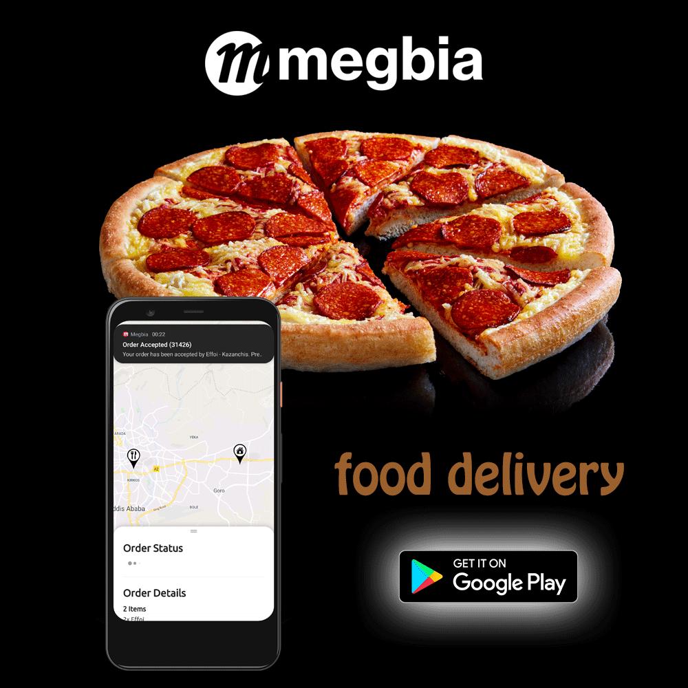 Download megbia app