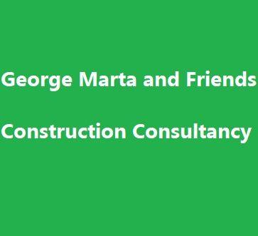 George Marta and Friends Construction Consultancy P/S   ጆርጅ ማርታ እና ጓደኞቻቸው ኮንስትራክሽን ዲዛይን እና ማመከር ህ.ሽ.ማ