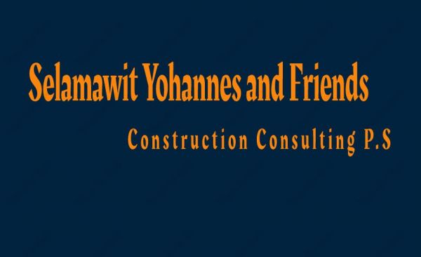 Selamawit Yohannes and Friends Construction Consulting PS   ሰላማዊት ዮሀንስ እና ጓደኞቻቸው ማመከር ህ.ሽ.ማ