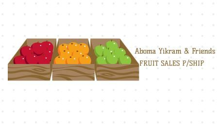 Aboma Yikram and Their Friends Vegetable and Fruit Sales P.S | አቦማ ይክራም እና ጓደኞቻቸው አትክልት እና ፍራፍሬ ሽያጭ ህ.ሽ.ማ