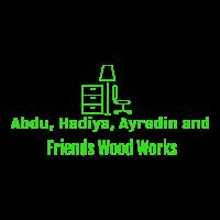 Abdu, Hadiya, Ayredin and Their Friends Wood Works | አብዱ፣ ሃዲያ፣ አይረዲን እና ጓደኞቻቸው የእንጨት ስራ
