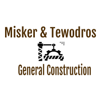 Misker & Tewodros General Construction | ምስክር እና ቴዎድሮስ ጠቅላላ ስራ ተቋራጭ