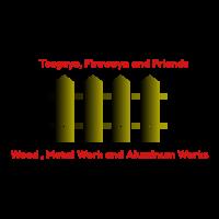 Tsegaye, Firewoyn and Friends Wood , Metal and Aluminum Works