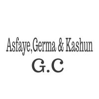 Asfaye,Germa and Kashun Construction | አስፋዬ፣ ግርማና ካሳሁን  ስራ ተቋራጭ