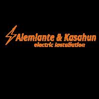 Alemlante and Kasahun electric Installation