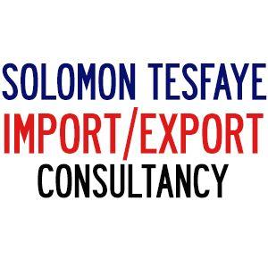 Solomon Tesfaye Import & Export Consultancy