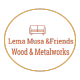 Lema Musa and Friends Metal and Wood Work