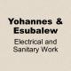 Yohannes and Esubalew Electrical and Sanitary Work P/S | ዮሐንስ እና እሱባለው የኤሌክትሪክ እና ሳኒተሪ ሥራ ህ/ሽ/ማ