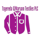Tsigereda G/Maryam Textile PLC  | ፅጌሬዳ ገ/ማርያም ልብስ ስፌት