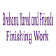 Berhanu, Yared and Friends Finishing Work    ብርሃኑ፣ ያሬድ እና ጓደኞቻቸው የፊኒሺንግ ስራ