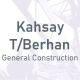 Kahsay T/Berhan General Construction   ካሳይ ተ/ብርሃን ጠቅላላ ስራ ተቋራጭ