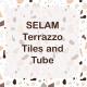 Selam Terrazzo Tiles and Tube