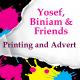 Yosaf and Biniam Printing and Advertising | ዮሴፍ እና ቢንያም የህትመት እና የማስታወቂያ ስራ
