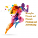 Sintayhu, Henok and Friends Advertising and Printing | ስንታየሁ ፣ ሄኖክ እና ጓደኞቻቸው የህትመት እና የማስታወቂያ ስራ