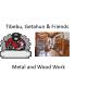 Tibebu, Getaneh and Friends Wood and Metal  Work | ጥበቡ፣ጌታነህ እና ጓደኞቻቸዉ እንጨት እና ብረታ ብረት ስራ