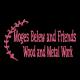 Moges, Belew and Friends Wood and Metal Work P/S | ሞገስ፣ በለው እና ጓደኞቻቸው እንጨት እና ብረታ ብረት ስራ ህ/ሽ/ማ