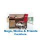 Nega, Worku and Friends Furniture | ነጋ፣ ወርቁ እና ጓደኞቻቸዉ የቤት እና የቢሮ እቃዎች ማምረቻ ህ.ሽ.ማ