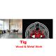 Tig Wood and Metal Work | ቲግ እንጨት እና ብረታ ብረት ስራ