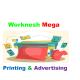 Worknesh Merga Printing and Advertising | ወርቅነሽ መርጋ የህትመት እና የማስታወቂያ ስራ