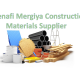 Ashenafi Mergiya Construction Materials Supplier /አሸናፊ መርጊያ ህንጻ መሳሪያ