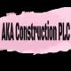 AKA Construction PLC | ኤ ኬ ኤ ጠቅላላ ስራ ተቋራጭ