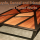 Kbruysfa, Daneal and Friends Wood and Metal Works / ክብሩይስፋ፣ ዳንኤል እና ጓደኞቻቸዉ እንጨት እና ብረታ ብረት