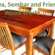 Mtsewa, Semhar and Friends Wood Works / ምጽዋ፣ ሰምሃር እና ጓደኞቻቸው እንጨት ስራዎች