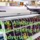 Getnet, Abebaw and  Friends Printing and Advertising / ጌትነት፣ አበባው የህትመት እና የማስታወቂያ ስራ