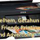 Betelhem, Getahun and Friends Printing and Advertising / ቤተልሄም፣ ጌታሁን እና ጓደኞቻቸው የህትመት እና የማስታወቂያ ስራ