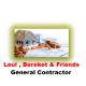 Leul, Bereket and Friends General Construction  | ልኡል ፣ በረከት እና ጓደኞቻቸዉ ጠቅላላ ስራ ተቋራጭ