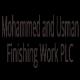 Mohammed and Usman Finishing Work PLC | መሀመድ እና ኡስማን የግንባታ ማጠናቀቂያ ስራ ኅ/የተ/የግ/ማ