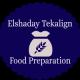 Elshaday Tekalign Food Preparation/ ኤልሻዳይ ተካልኝ ምግብ ዝግጅት