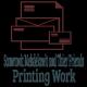 Samrawit, Mekdelawit and Thier Friends Printing Work  P/S | ሳምራዊት፣ መቅደላዊት እና ጓደኞቻቸው የህትመት ስራ ህ/ሽ/ማ
