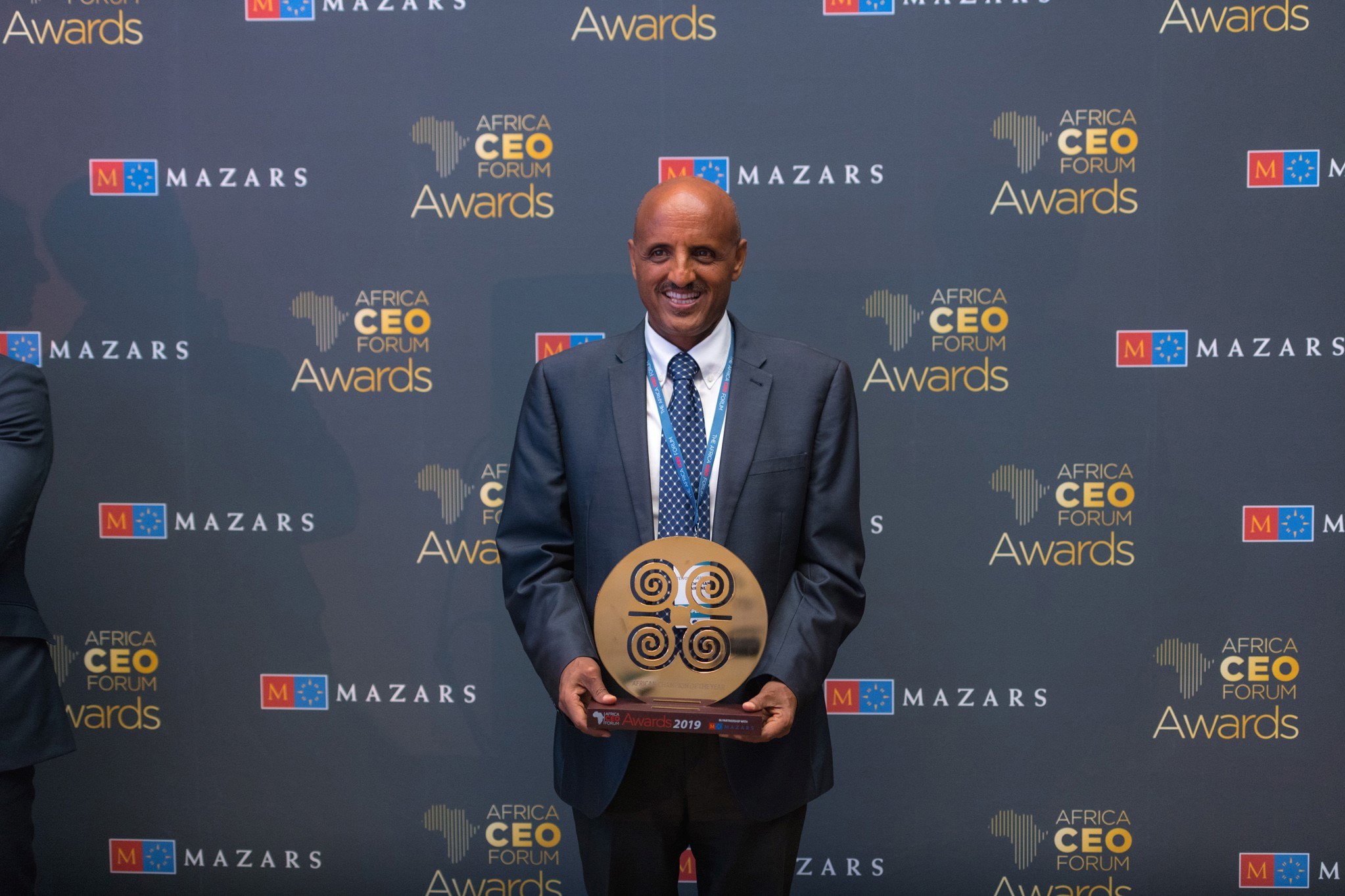 Group-CEO-Mr-Tewolde-GebreMariam-while-recieving-the-award-1